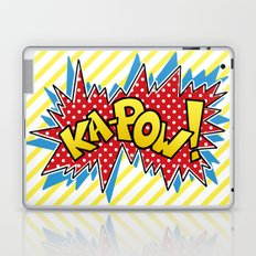 Ka-Pow Laptop & iPad Skin
