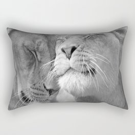 lion,animal Rectangular Pillow