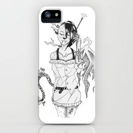Experiment 126 iPhone Case