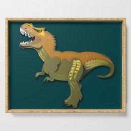 Dinosaur - 'A Fantastic Journey' Serving Tray