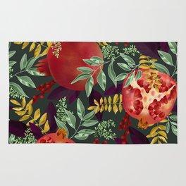 Pomegranates Rug