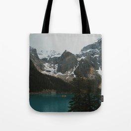 moraine natural blue Tote Bag