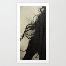 Hair 04 Art Print