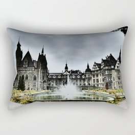 Castle Rectangular Pillow