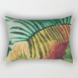 Palm Tree Aesthetic Rectangular Pillow