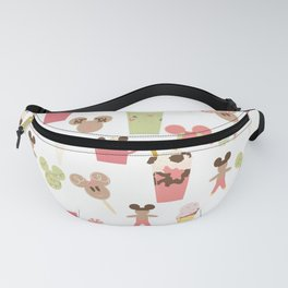Magic Food - Christmas Fanny Pack