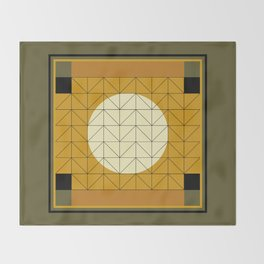 Tantra Throw Blanket