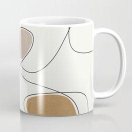Thin Flow I Coffee Mug