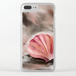 The Hidden treasure Clear iPhone Case