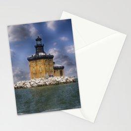 Toledo Harbor Light Stationery Cards
