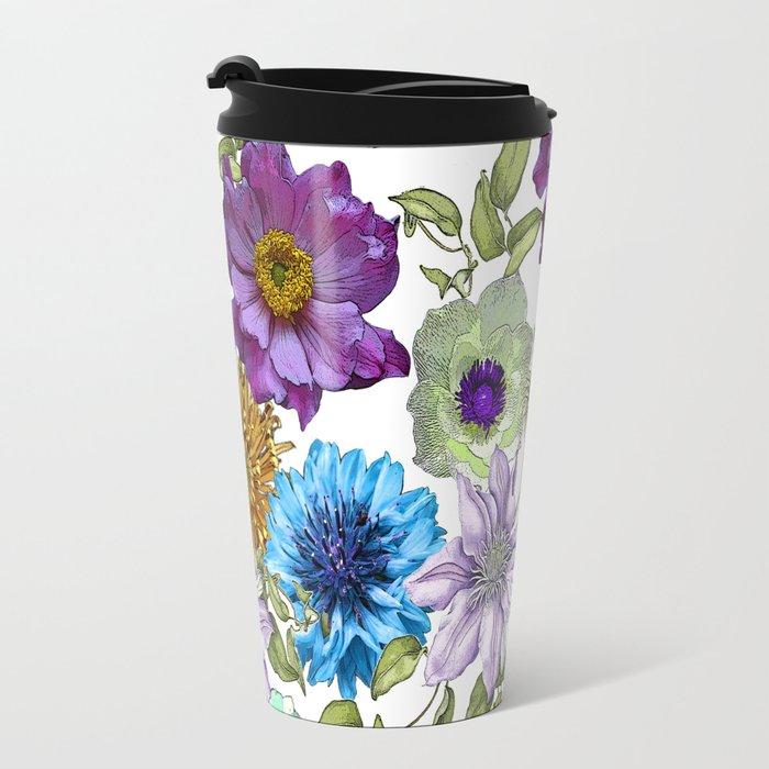 Botanical Haze Travel Mug