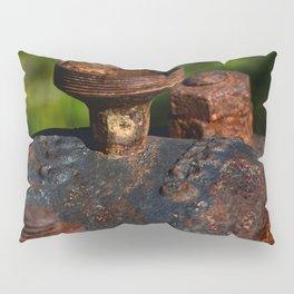 Rust - I Pillow Sham