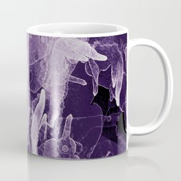 Microcosmos Blanco Coffee Mug