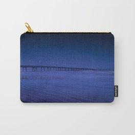Pier photography night Carry-All Pouch