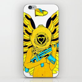 Heartbreaker: Nectar iPhone Skin