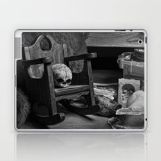 Rocking Skull Laptop & iPad Skin