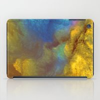 golden iPad Cases featuring Golden by Benito Sarnelli