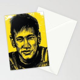 Neymar Stationery Cards