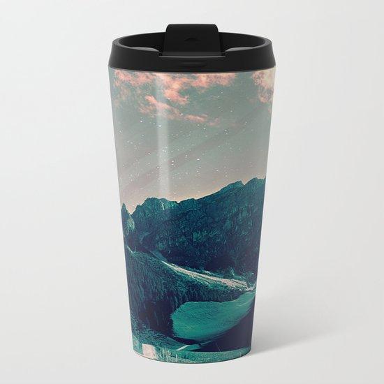 Mountain Call Metal Travel Mug