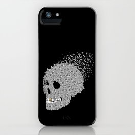 Live and let it fly iPhone Case
