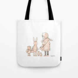 My friends Tote Bag
