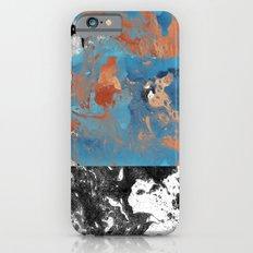 Marble Inversion iPhone 6 Slim Case