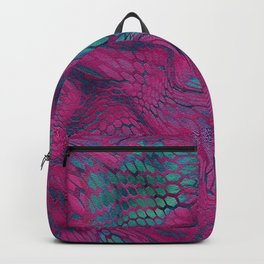 Asia Dragon Scales Backpack