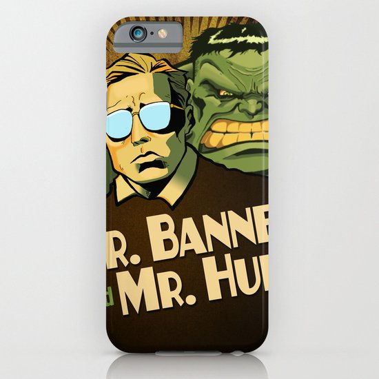 A Banner Year iPhone & iPod Case