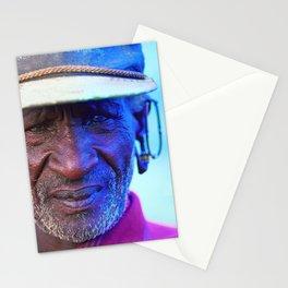 African Chief: Samburu Elder Stationery Cards