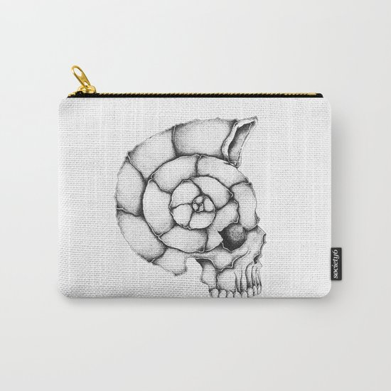 sea skull Carry-All Pouch