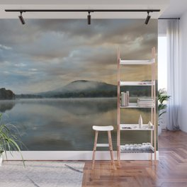 Dawn's Golden Promise Wall Mural