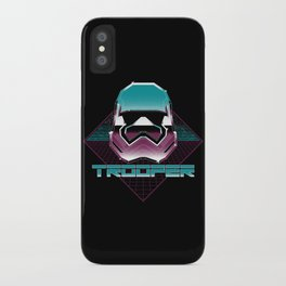 TROOPER iPhone Case