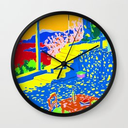 Gecko Table Wall Clock