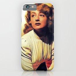 June Havoc, Actress iPhone Case