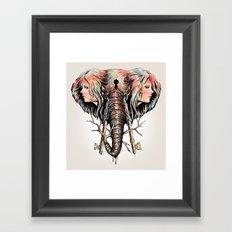 Hidden Memories Framed Art Print
