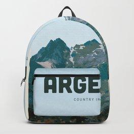 Visit Argentina  Backpack