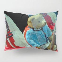 BEARY NICE CAR Pillow Sham