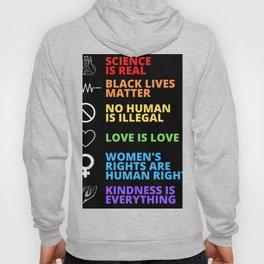 Black Lives Matter - Human Rights Hoody