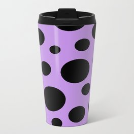 Lavender Metal Travel Mug
