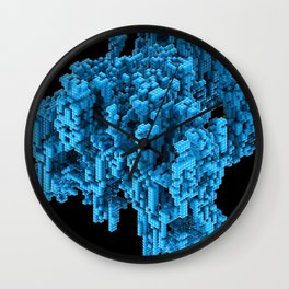 Cellular Automata 02 Wall Clock