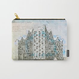 Elbe Philharmonic Hall, Hamburg Carry-All Pouch
