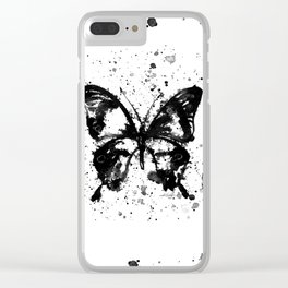 Beauty And Grace 2B by Kathy Morton Stanion Clear iPhone Case