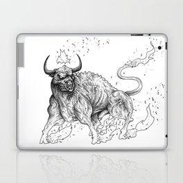 HELL'S ZODIAC - TAURUS Laptop & iPad Skin