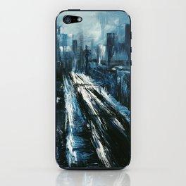 """""""Manhattan"""" Painting iPhone Skin"""