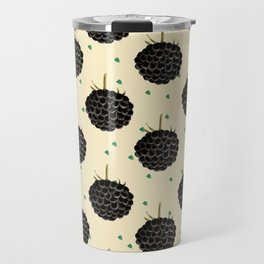Blackberries Travel Mug