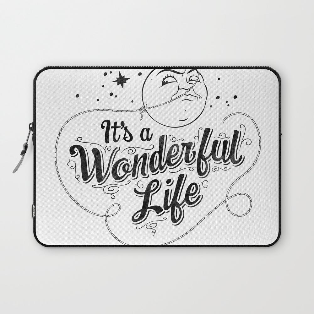 It's A Wonderful Life 2 Laptop Sleeve LSV8679306