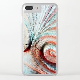 Red Rock Clear iPhone Case