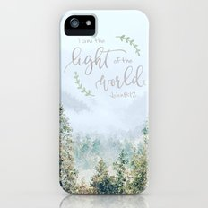 Light Of The World iPhone SE Slim Case