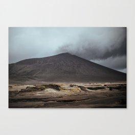 Yasur Volcano, Vanuatu Canvas Print