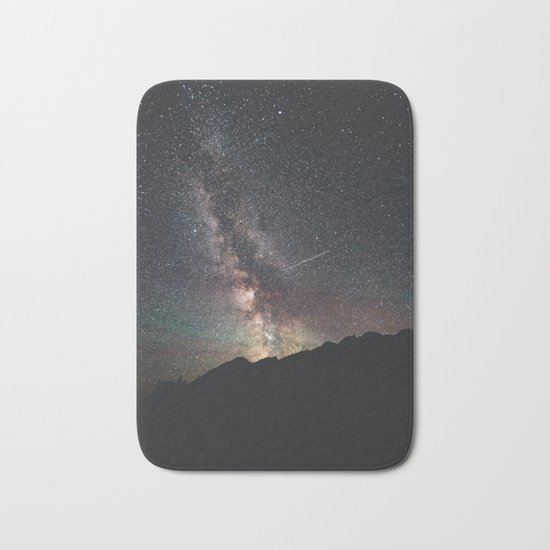 Starry night Bath Mat
